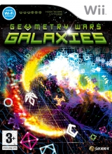 Geometry Wars Galaxies voor Nintendo Wii