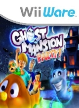 Ghost Mansion Party voor Nintendo Wii