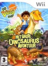 Go Diego Go! Het Grote Dinosaurus Avontuur voor Nintendo Wii