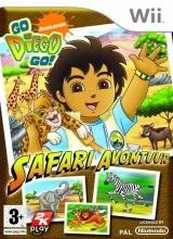 Go Diego Go! Safari Avontuur voor Nintendo Wii