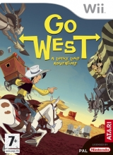 Go West!: Een Lucky Luke Avontuur! voor Nintendo Wii