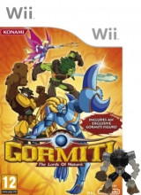 Gormiti: The Lords of Nature! & Gormiti Figure in Doos voor Nintendo Wii