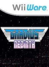 Gradius Rebirth voor Nintendo Wii
