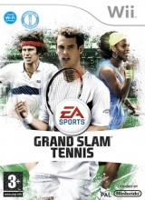 Grand Slam Tennis voor Nintendo Wii
