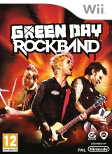 Green Day Rock Band voor Nintendo Wii
