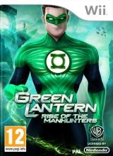 Green Lantern: Rise of the Manhunters voor Nintendo Wii