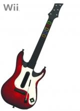 Guitar Hero Guitar Amerikaanse Versie Lelijk Eendje voor Nintendo Wii