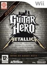 Guitar Hero Metallica voor Nintendo Wii