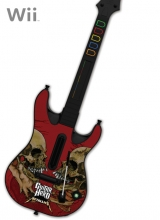 Guitar Hero Metallica Guitar voor Nintendo Wii