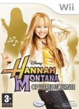 Hannah Montana: Op Wereldtournee Zonder Handleiding voor Nintendo Wii