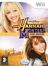 Hannah Montana: The Movie voor Nintendo Wii