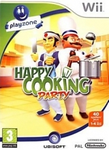 Happy Cooking Party voor Nintendo Wii