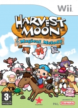 Harvest Moon Magical Melody voor Nintendo Wii