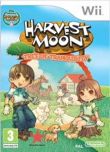Harvest Moon Tree of Tranquility voor Nintendo Wii