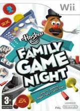 Hasbro Familie Spellen Avond voor Nintendo Wii
