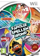 Hasbro Familie Spellen Avond 2 voor Nintendo Wii