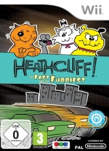 Heathcliff: The Fast and the Furriest Nieuw voor Nintendo Wii