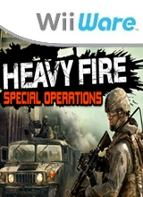 Boxshot Heavy Fire: Special Operations