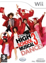 High School Musical 3: Senior Year Dance! voor Nintendo Wii