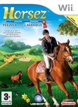 Horsez Plezier op de Manege voor Nintendo Wii