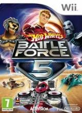 Hot Wheels Battle Force 5 voor Nintendo Wii
