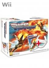Hyper Fighters & Flight Controller Nieuw voor Nintendo Wii