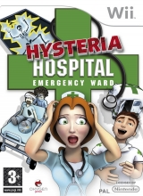 Hysteria Hospital: Emergency Ward voor Nintendo Wii