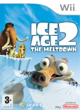 Ice Age 2 The Meltdown voor Nintendo Wii