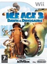 Ice Age 3: Dawn of the Dinosaurs Losse Disc voor Nintendo Wii