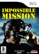 Impossible Mission voor Nintendo Wii