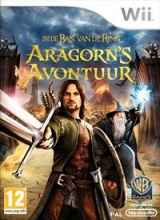 In de Ban van de Ring Aragorns Avontuur voor Nintendo Wii
