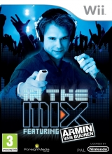 In the Mix: featuring Armin van Buuren voor Nintendo Wii