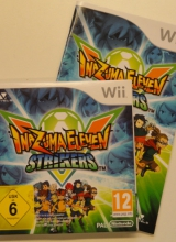 Inazuma Eleven Strikers in Karton voor Nintendo Wii