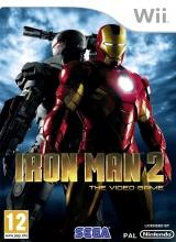 Iron Man 2 The Video Game voor Nintendo Wii