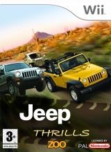 Jeep Thrills voor Nintendo Wii