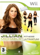 Jillian Michaels Fitness Ultimatum voor Nintendo Wii