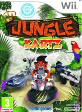 Jungle Kartz voor Nintendo Wii