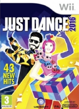 Just Dance 2016 voor Nintendo Wii
