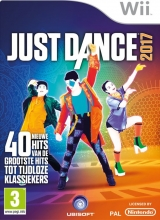 Just Dance 2017 voor Nintendo Wii