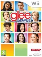 Karaoke Revolution Glee voor Nintendo Wii