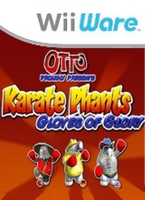 Karate Phants Gloves of Glory voor Nintendo Wii
