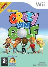 Kidz Sports: Crazy Mini Golf Losse Disc voor Nintendo Wii