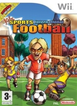 Kidz Sports International Football voor Nintendo Wii