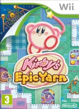 Boxshot Kirby's Epic Yarn
