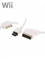 Konig Scart Kabel voor Nintendo Wii