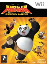 Kung Fu Panda Legendary Warriors voor Nintendo Wii