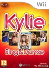 Kylie Sing and Dance voor Nintendo Wii