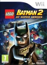 LEGO Batman 2: DC Super Heroes voor Nintendo Wii