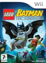 LEGO Batman The Videogame voor Nintendo Wii