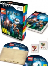 LEGO Harry Potter: Jaren 1-4 Collectors Edition voor Nintendo Wii